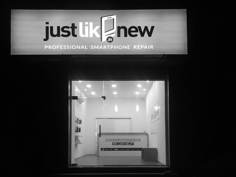 JUST LIKE NEW Retail Shop opens in Hyderabad, India The project is the first offline location for the Indian startup.