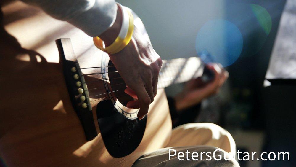 非考级吉他课程 实战音乐课程