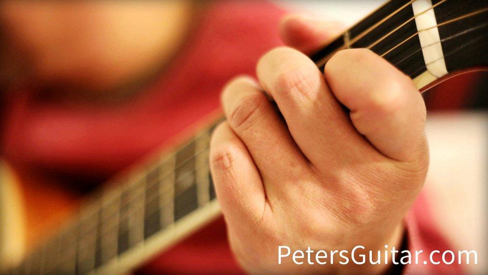 中老年成人吉他课