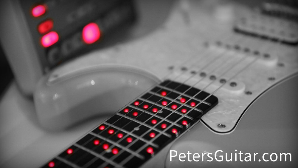 Peter's Guitar is the first authorized Fretlight Certified Teachers™ in Canada!   Learn More Here!