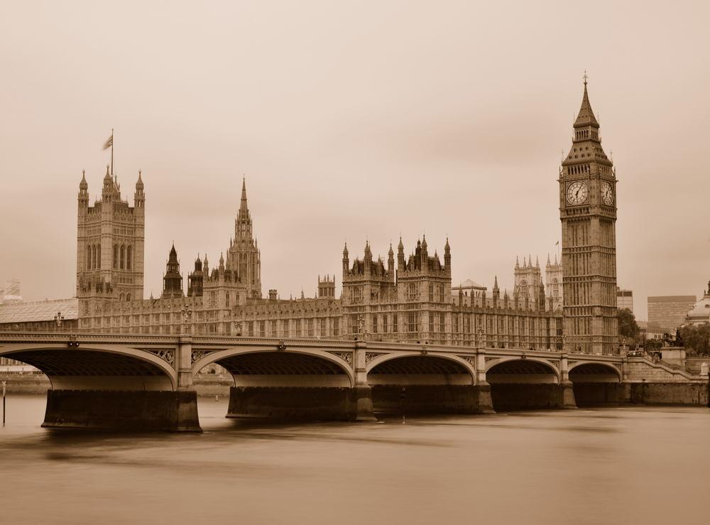 London Parliament. SEP