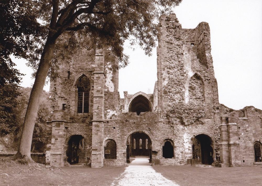 Villars Abbey. Belgium SEP