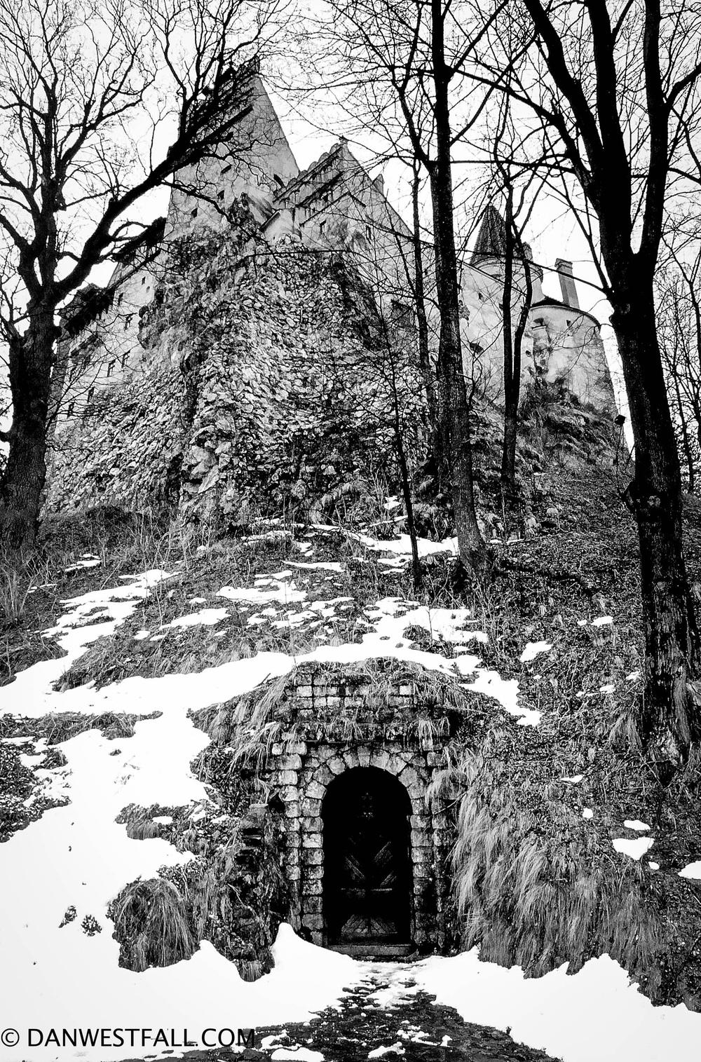 Romania. Bran Castle. #0610