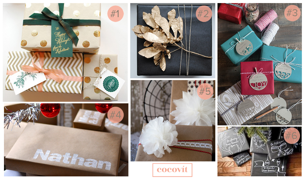 Cocovit Holiday Gift Wrapping