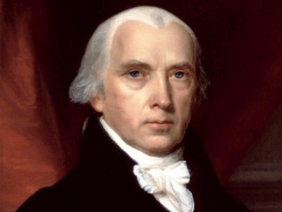 James Madison, author of the Constitution: