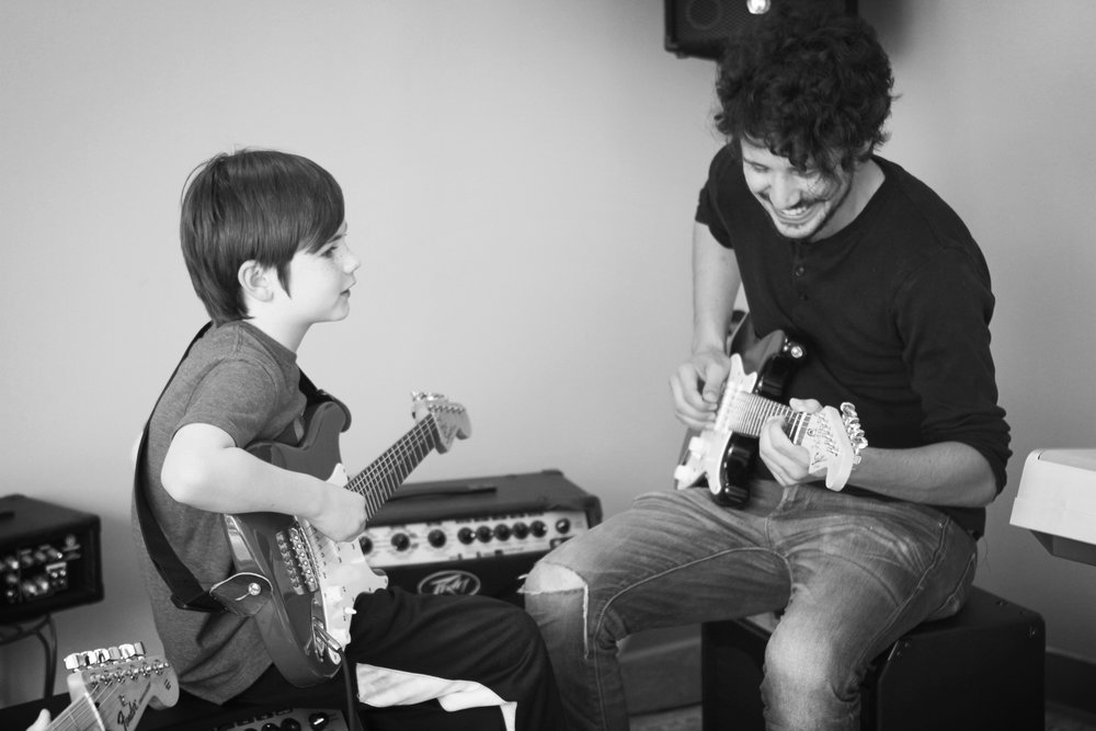Private Lessons - Guitar, Bass, Drums, Keyboards/Piano, Vocals, Composition/Songwriting and More!