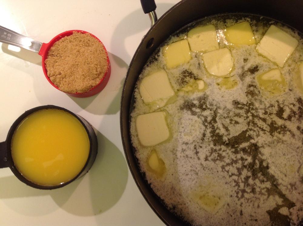 Replace brown sugar in cookie recipe
