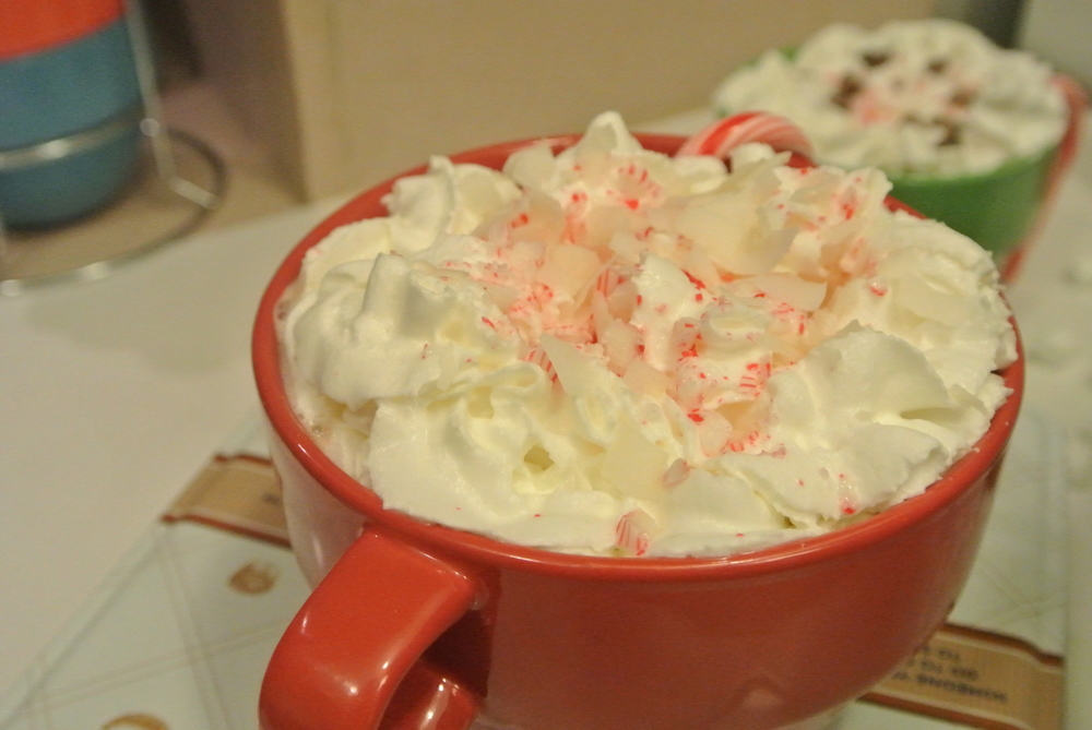 peppermint hot chocolate 5