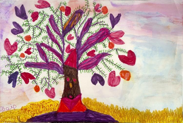 Bikini Heart Tree