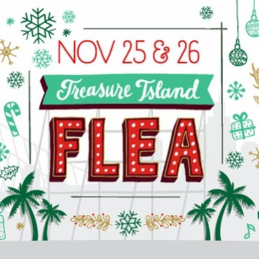 I'll be vending at this 2 day event, come check it out!  Ho Ho Holiday Market!  The Treasure Island Flea Holiday Market will feature: - 400+ craft and antique vendors! - TI Flea bars serving winter cocktails, wine and brews. - FREE Santa selfies. Take a picture with Santa! - Ugly Sweater contest! Win prizes. - FREE DIY stations like make your own ornaments and holiday cards - 40+ top rated Food trucks and stations - Kids games, face painting, bubble sumo wrestling and more - Live music from local artists! ** $3 Entry, kids 12 & under free, pet friendly!