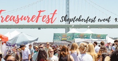 Hi all! I'm vending at this Event all weekend, come say hi! We'll be celebrating #Oktoberfest in full cheer 🍻on 9.29 - 9.30. Join us and get ready to #drink #eat and #shop till you drop at @TreasureFest's first Shoptoberfest event! Click the link below to RSVP and enter to win a $100 shopping spree!