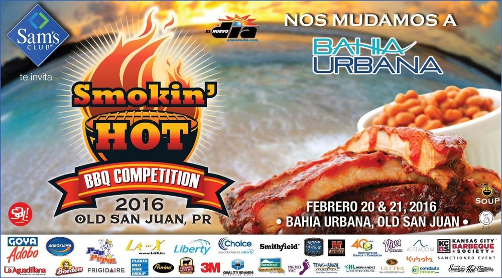 Click on the image above to go to the Smokin' Hot BBQ Competition Facebook Page!
