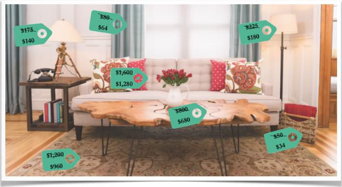 Designer Discount Shopping Affordable Interior Design