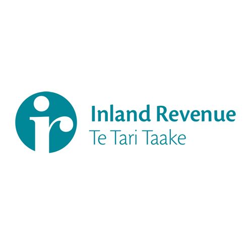 Inland Revenue Logo New Zealand