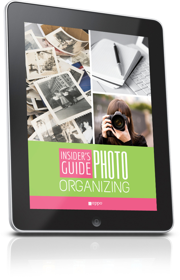 The Insider's Guide to Photo Organizing  by  Association of Personal Photo Organizers