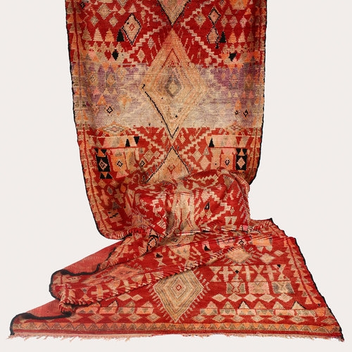 KAT + MAOUCHE - Vintage Moroccan Rugs