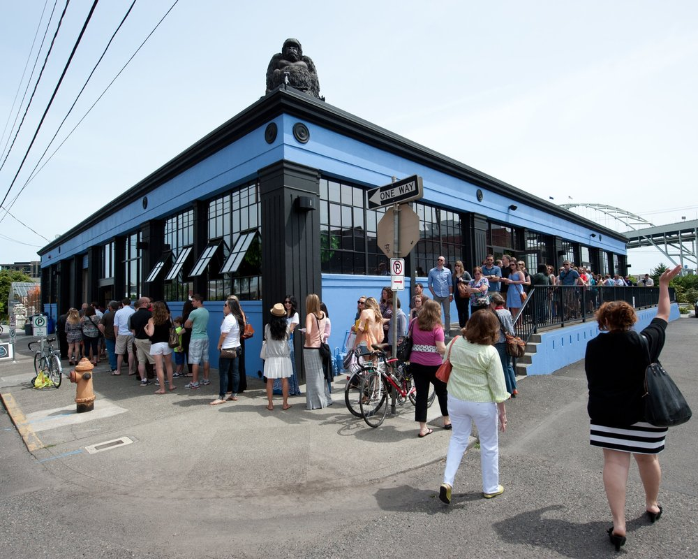 Castaway Exterior_Open Haus Market_PDX