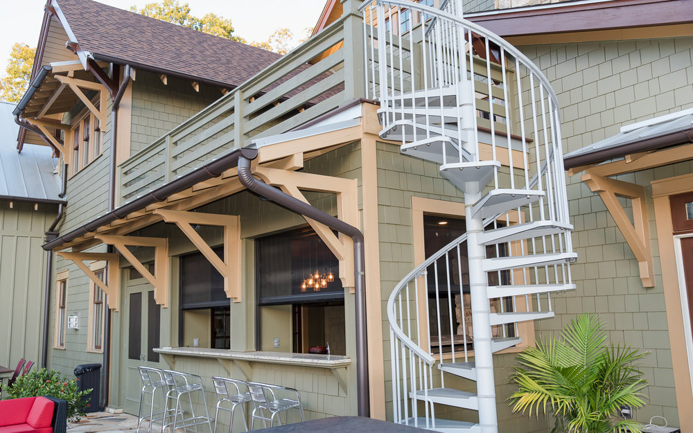 Screens of Georgia offers custom motorized window screens for interior or exterior. We offer residential and commercial products.