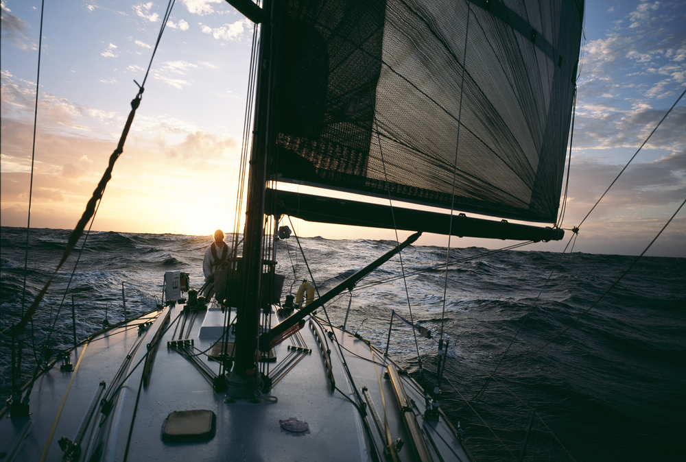 Sailing to Hawaii, 2014