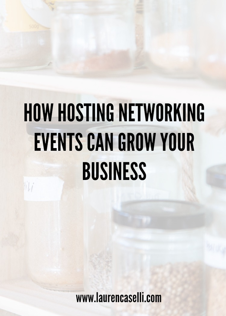 How Networking Events will grow your business (and why they need to be a part of your marketing plan!)
