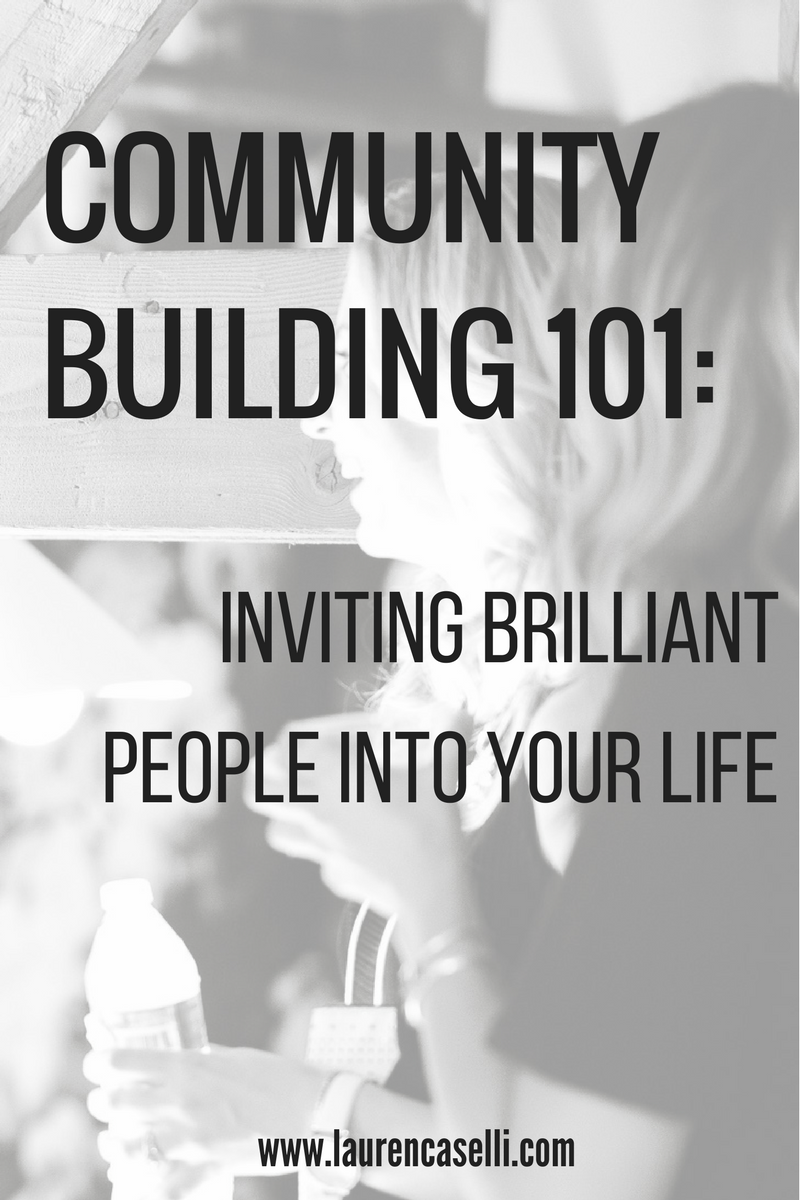 Feeling alone in your business? Building your community can take time, but using live events, it can go WAY faster!