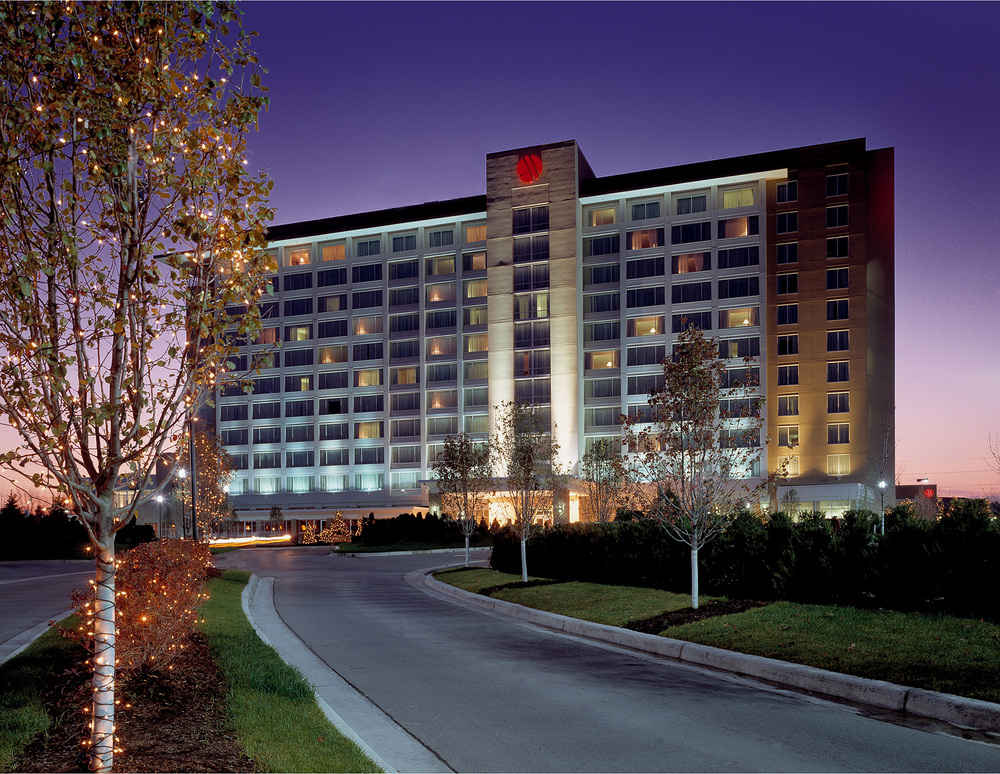 Pontiac, Marriott
