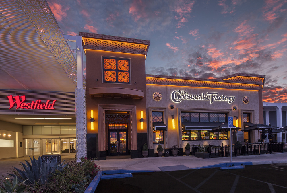 The Cheesecake Factory, Escandido, CA