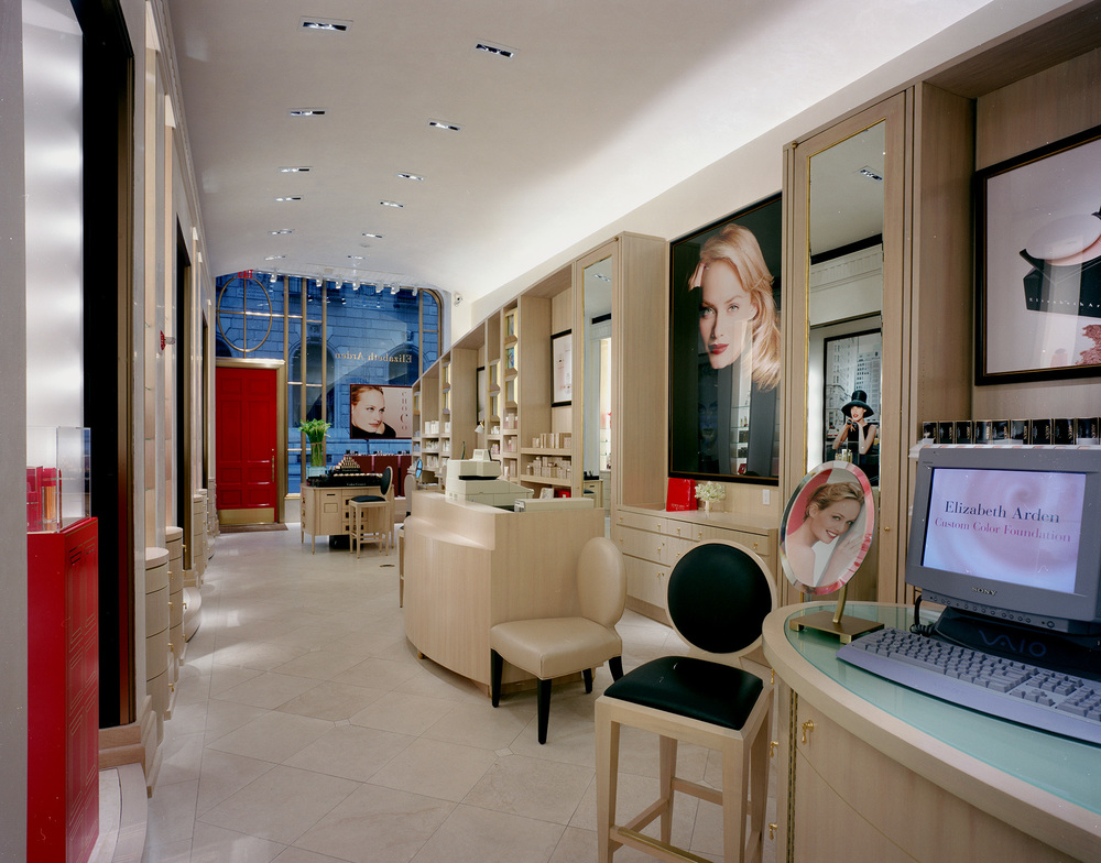 Elizabeth Arden, New York