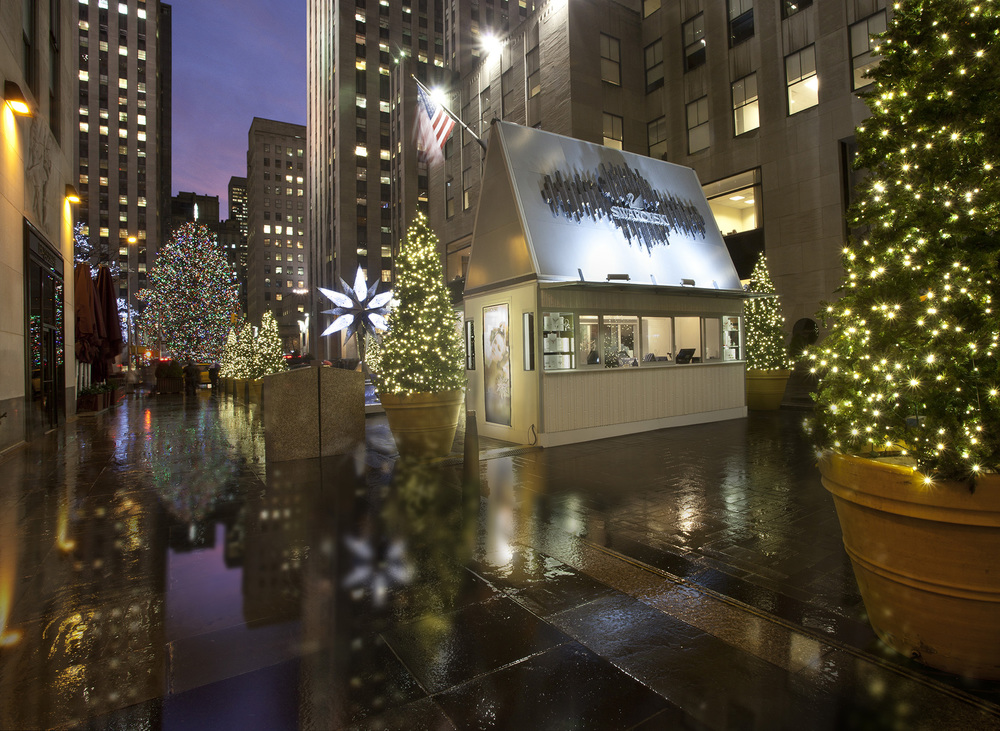 Swarovski, New York
