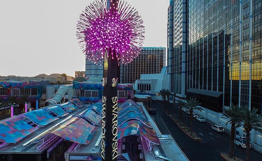 Swarovski, Las Vegas