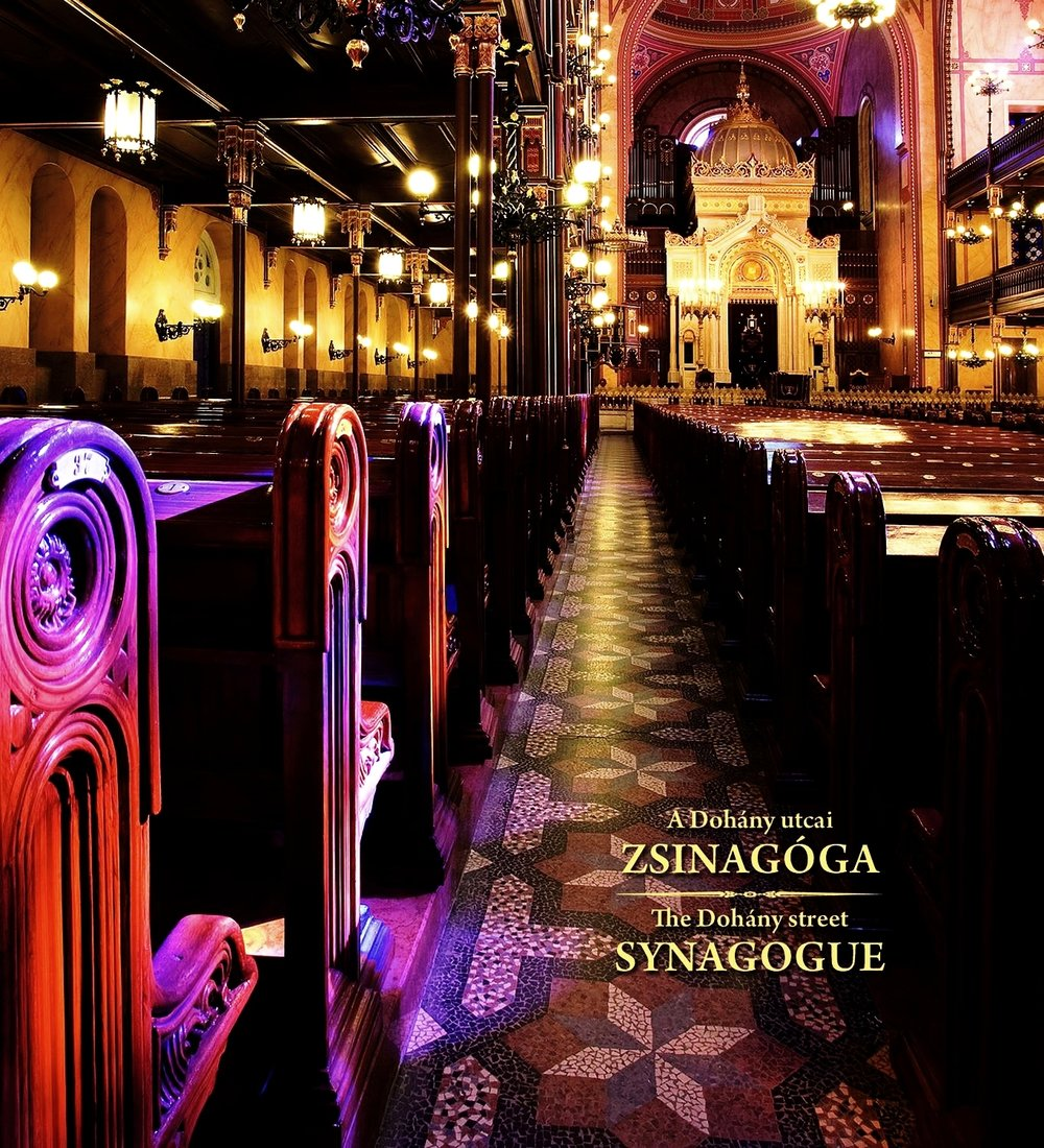 The Dohany Street Synagogue book