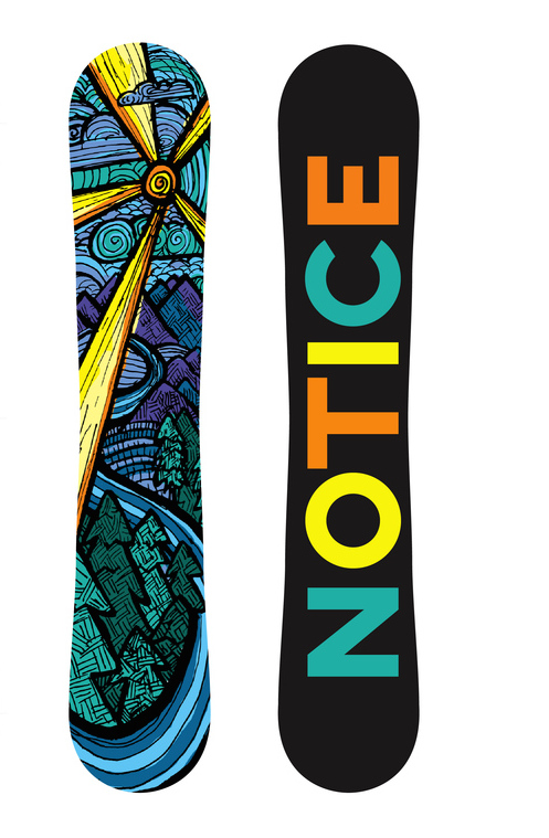 72a4a524ccc GRAPHICS — Notice Custom Made to Order Snowboards