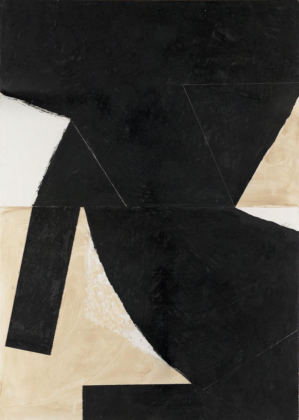 Elephant Noise. 2012. 60 x 44.