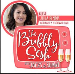 Julia on The Bubbly Sesh