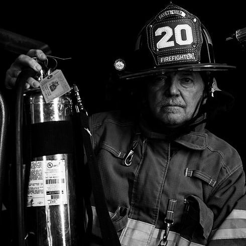 """I've always been a physical guy, I like staying #active, and helping my #community, and I like the #brotherhood and #sisterhood of it all."" - Bradley Hudson, #Volunteer #Firefighter for #Fayetteville Fire Department. full-time #carpenter.  #firemen #chiefmiller #volunteerfirefighter #newyork #cny #firefighters #firstresponder"
