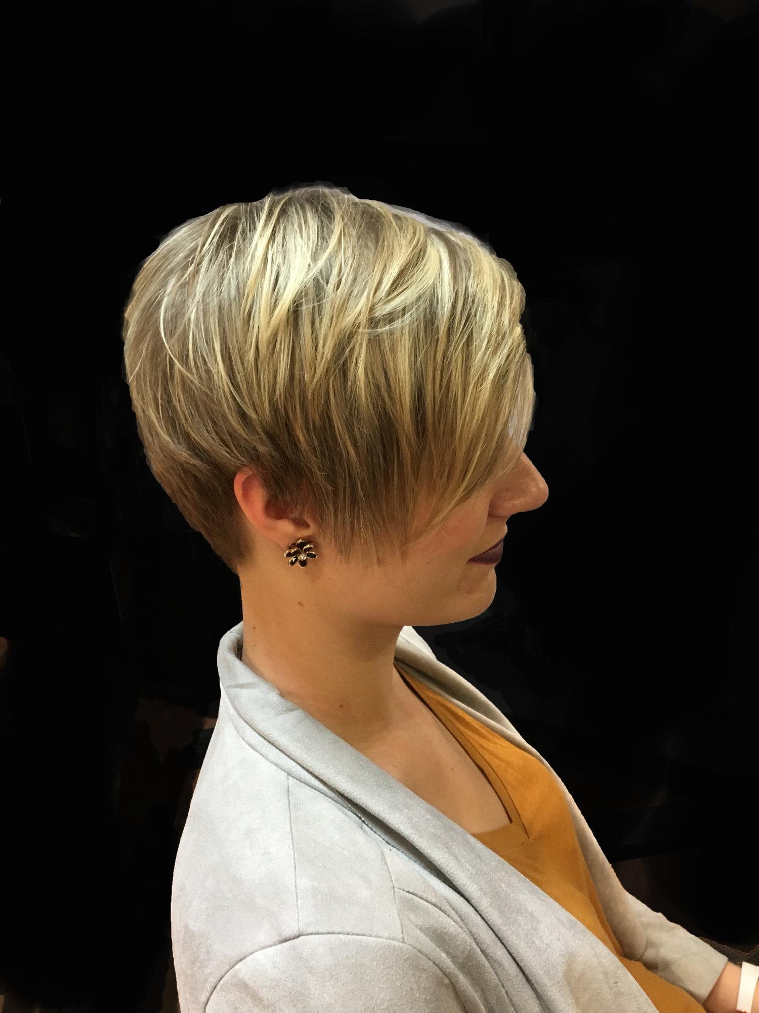 Gallery Short Medium Women S Men S Hair Is Art