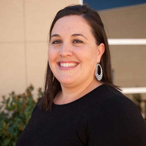 Marisa Moses, Admissions Coordinator