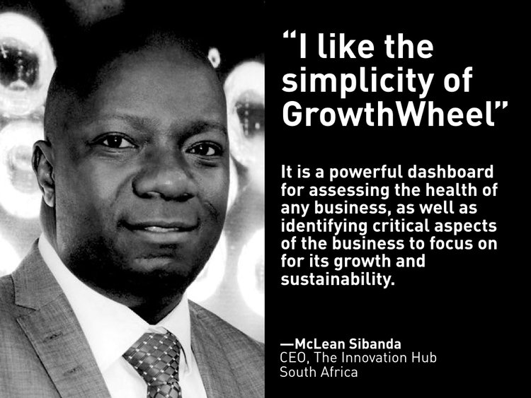 McLean Sibanda, The Innovation Hub