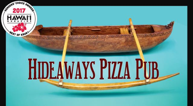 Hideaways Pizza Pub
