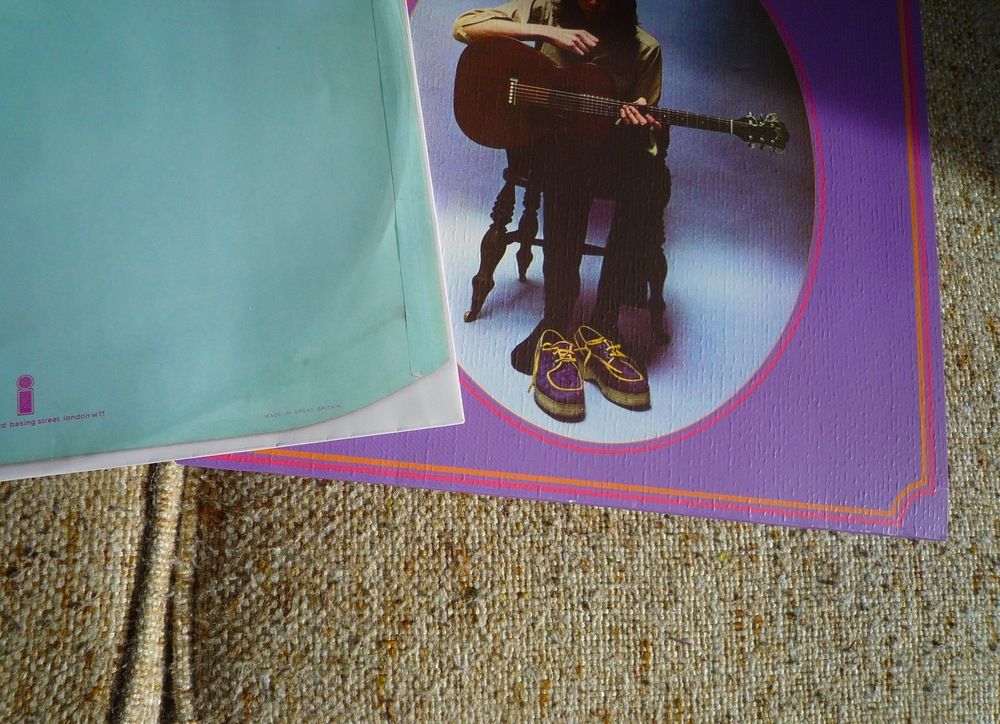 fig. d: Nick Drake, ready for action