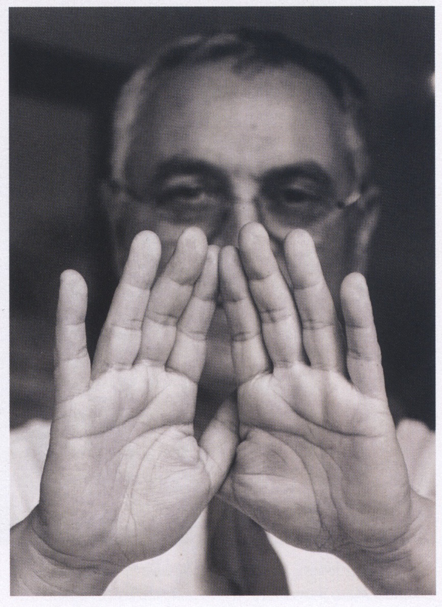 fig. d:  hands of a master pizzaiolo:  Enzo Coccia