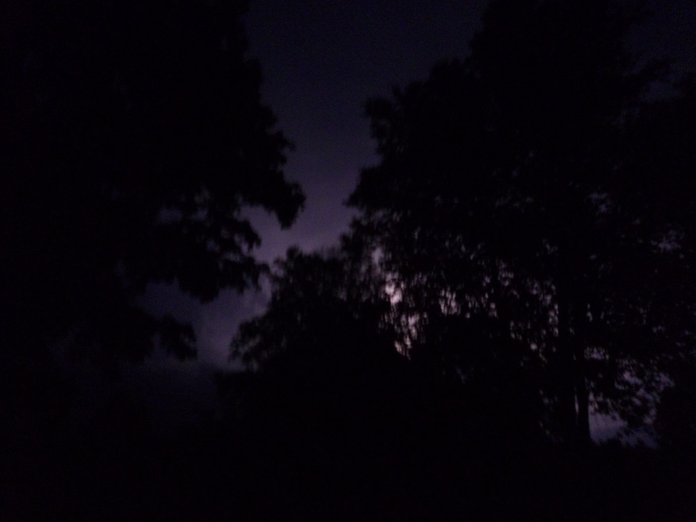 fig. a:  lightning over Vermont