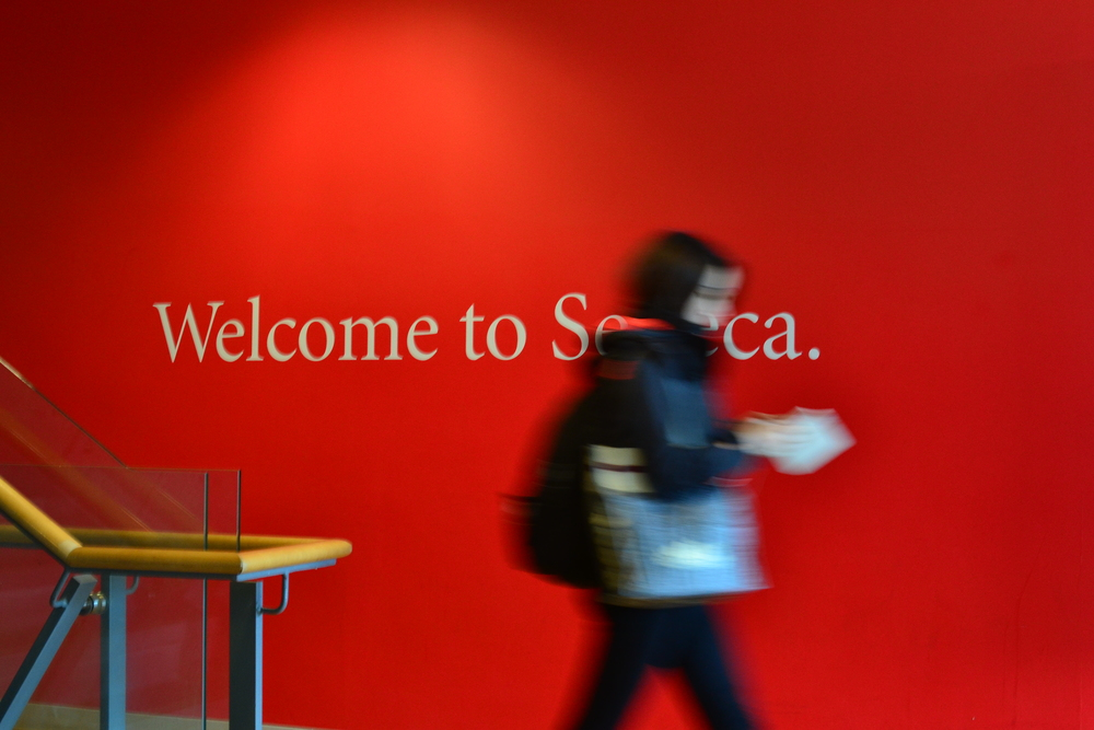 Seneca College Atmospherics