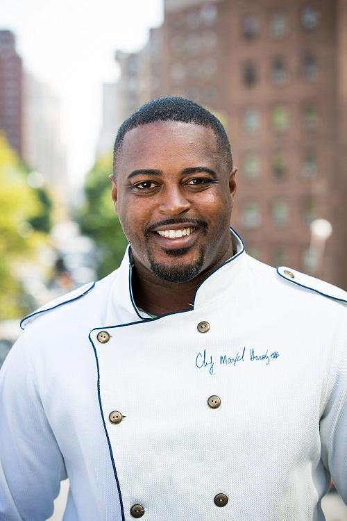 Chef Maxel Hardy, Hardy Hospitality Group    *Personal Assistant/ Staff trainer   Private Chef | Entrepreneur: Chef Max Miami catering; Chef Max Designs Philanthropist: Founder, One Chef Can 86 Hunger | Author Chef Maxcel Hardy is in a league of his own. With 12 years of culinary experience under his belt and countless celebrity clients; he is well on his way to establishing his own culinary empire. Chef Max was the full-time personal chef for NBA All-Star Amar'e Stoudemire. During Chef Max Hardy's tenure with Amar'e Stoudemire, he co-authored a cookbook with Stoudemire released June 2014 called Cooking with Amar'e – 100 Easy Recipes for Pros and Rookies in the Kitchen. Outside the kitchen, Chef Max created Chef Max Designs, a chef apparel line that gives a modern style to classic chef look. Chef Max is also a philanthropist and founder of the One Chef Can 86 Hunger organization. One Chef Can 86 Hunger's mission works toward raising awareness and fighting the hunger epidemic in America. Taste his dedication to excellence in every bite.