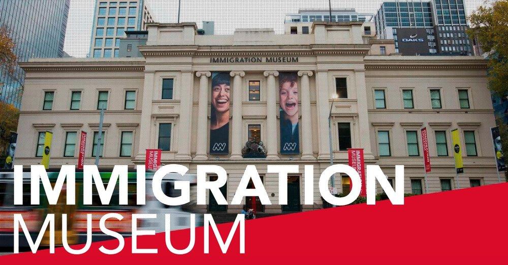 Immigration Museum Melbourne
