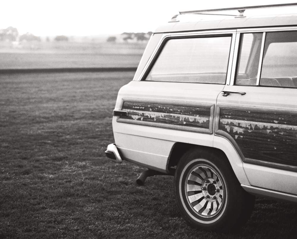 jeep wagoneer, bridgehampton, 2003