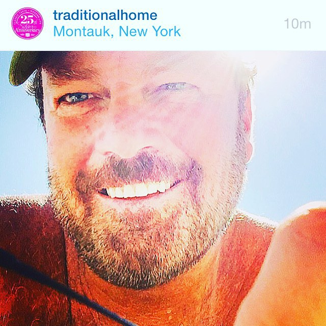 follow co-owner @mattalbiani on @traditionalhome this weekend as he sends out his best late summer inspiration #tradhometakeover