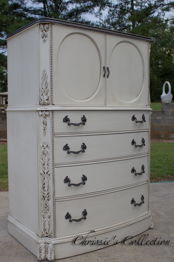 Ornate Chest by Chrissie's Collection