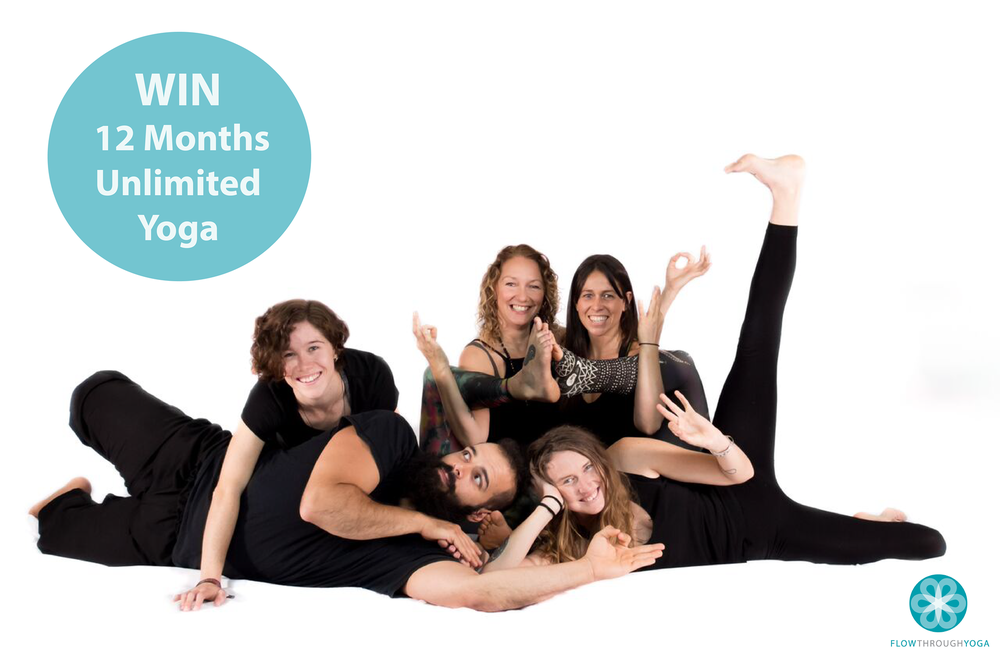 competition to win 12 months free yoga