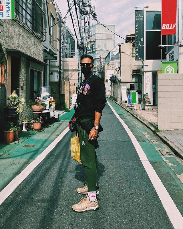 Harajuku locals 🇯🇵😷😝 #Tokyo